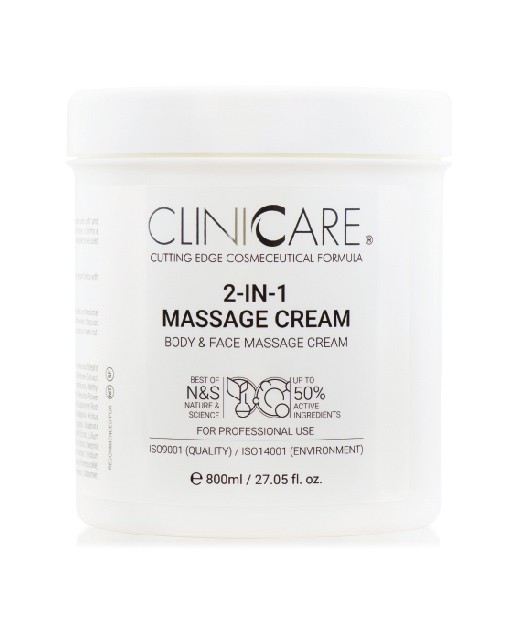 ClinicCare 2-in-1 Massage Cream termékkép