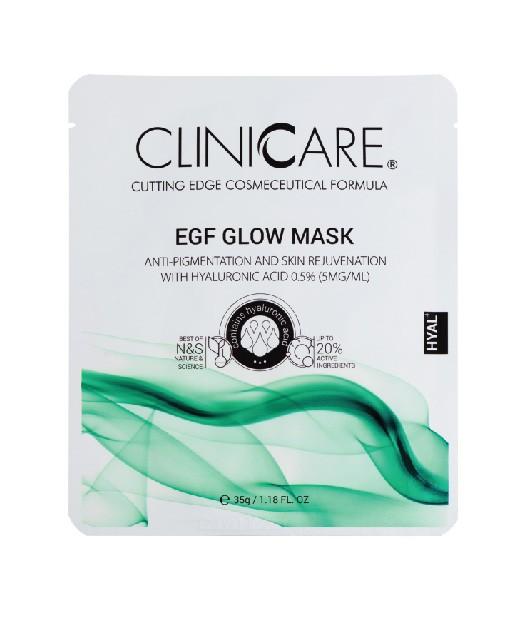 ClinicCare EGF Glow Mask Pigmentrendellenességek ellen termékkép