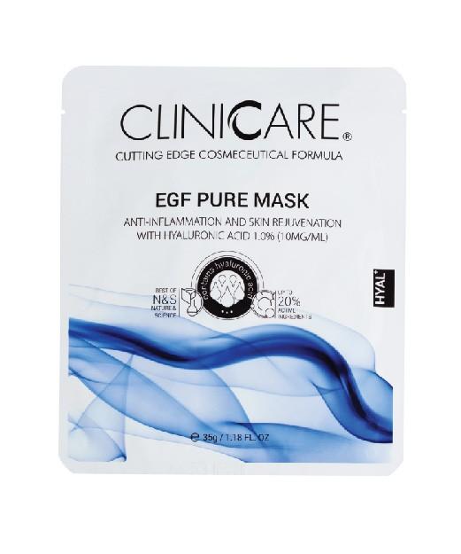 ClinicCare EGF Pure Mask Gyulladáscsökkentő maszk termékkép