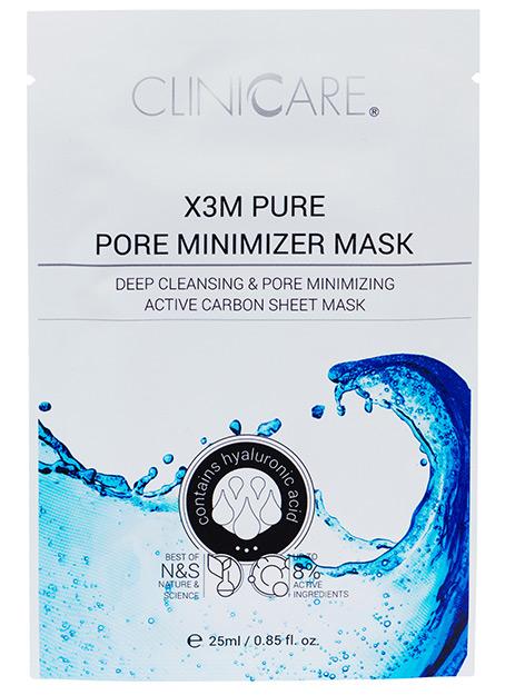 ClinicCare EGF Pure Pore Minimizer Mask Pórusösszehúzó, nyugtató, hidratáló termékkép