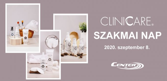 ClinicCare Szakmai Nap 2020. szeptember 8.